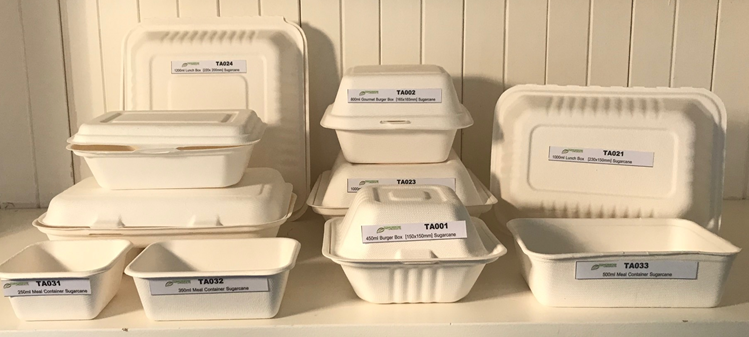Takeaways Container
